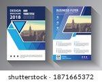 business abstract vector... | Shutterstock .eps vector #1871665372