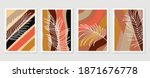 abstract  art  autumn ... | Shutterstock .eps vector #1871676778