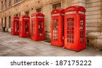 Five Traditional Old Style Uk...