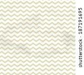 seamless vintage beige... | Shutterstock .eps vector #187191695