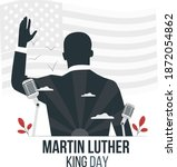 martin luther king day... | Shutterstock .eps vector #1872054862