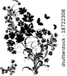 vintage frame | Shutterstock .eps vector #18722308
