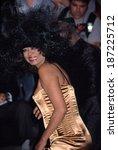 Diana Ross At Metropolitan...