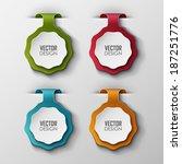 vector banners set    Shutterstock .eps vector #187251776