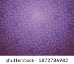 traditional seamless pattern... | Shutterstock .eps vector #1872786982