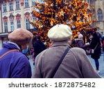 Prague  Czechia   Two Senior...