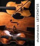 Small photo of Baroque Violin, Baroque Viola and Baroque Cello