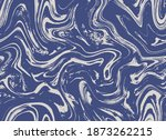 bright blue color graphic... | Shutterstock .eps vector #1873262215