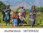 Malealea  Lesotho   April 12 ...