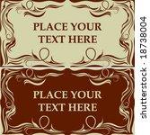 vintage background   Shutterstock .eps vector #18738004