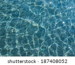 blue water texture useful as a... | Shutterstock . vector #187408052