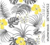 seamless pattern of ultimate... | Shutterstock .eps vector #1874189212