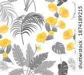 seamless pattern of ultimate...   Shutterstock .eps vector #1874189215