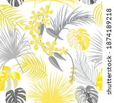 seamless pattern of ultimate... | Shutterstock .eps vector #1874189218