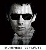 Digital Young Man Profile...