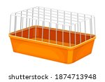 Metal Wire Cage For Pet Like...