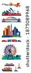sydney  australia   december... | Shutterstock .eps vector #1875089968