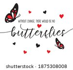 without change there would be... | Shutterstock .eps vector #1875308008