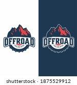 off road logo design template... | Shutterstock .eps vector #1875529912