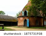 Old Farm Stable Building Of The ...