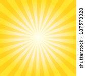 abstract vector sunburst...   Shutterstock .eps vector #187573328