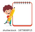 Blank Note Paper For Children...