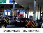 bangkok  thailand   nov 30 2020 ...   Shutterstock . vector #1876884958