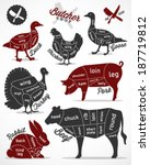 animal,badge,barbecue,beef,black,breast,butcher,butchery,chef,chicken,cook,cow,cut,delicious,design