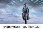 Telecommunication Tower...