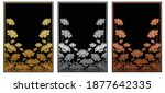 thailand background  lai rot... | Shutterstock .eps vector #1877642335