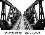 The Famous Bridge On The River...