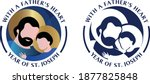 Saint Joseph Logo   Year Of St. ...
