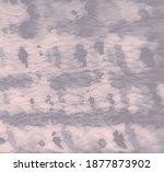 Aquarelle Texture. Brown Tie...