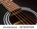 Black And Yellow Guitar Strings ...