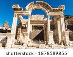 Ephesus  Turkey   November 2 ...
