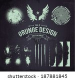 useful grunge design elements....