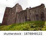 Doune Castle Is A Medieval...