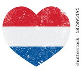 Netherlands  Holland Heart...