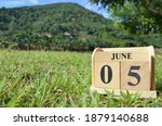 June 5  Country Background For...