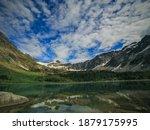 Upper Lake In Skgway Alaska...