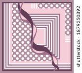 modern vector pattern with... | Shutterstock .eps vector #1879250392