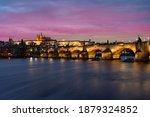 Panorama Prague Castle And...