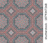 elegance colorful floral...   Shutterstock .eps vector #1879347268