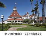Beautiful Hotel Del Coronado In ...