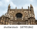 cathedral of saint mary of the... | Shutterstock . vector #187951862