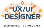 ux ui designer typographic...