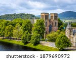 View Of Inverness  A City On...