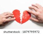 Two People Break Up A Heart...