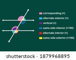 types of angles formed by...   Shutterstock .eps vector #1879968895