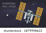 flat orbital international... | Shutterstock .eps vector #1879998622